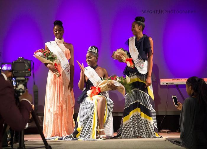 Isabel Chikoti crowned as Miss Universe Zambia 2017