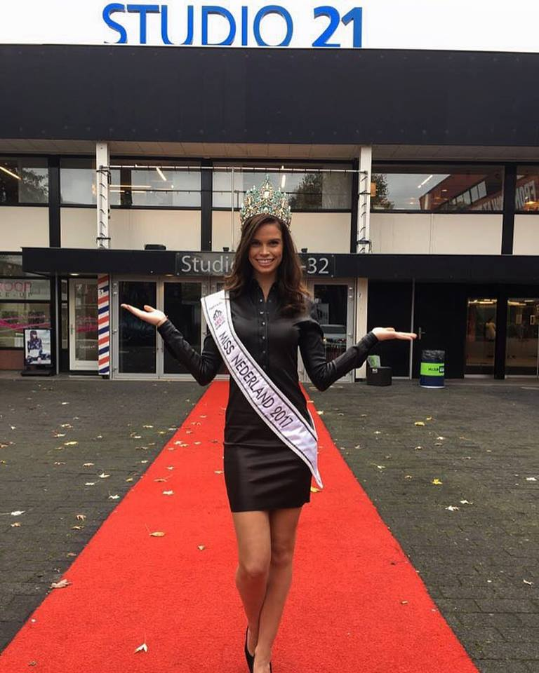 Nicky Opheij is Miss Netherlands 2017