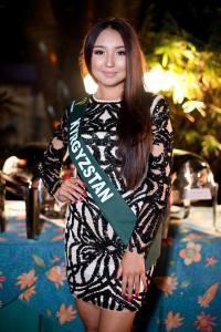 Miss Earth Kyrgyzstan 2017
