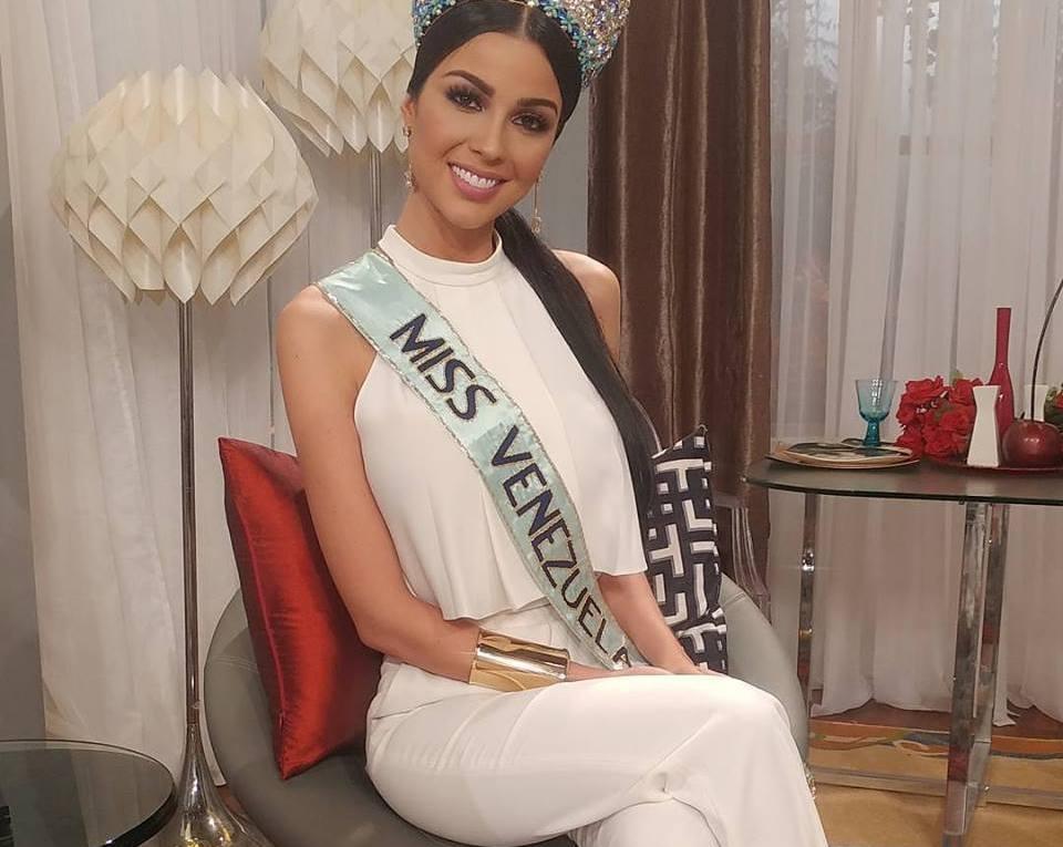 Ana Carolina Ugarte: Meet Miss World Venezuela 2017