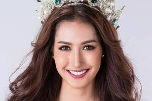 Ratiyaporn Chookaew is Miss International Thailand 2017