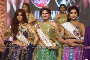 Jannatul Nayeem Avril crowned as Miss World Bangladesh 2017