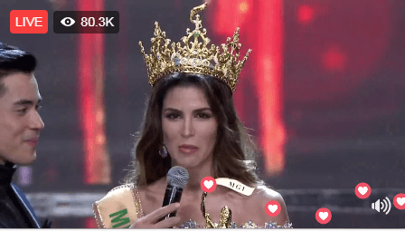 Maria Jose Lora from Peru wins Miss Grand International 2017