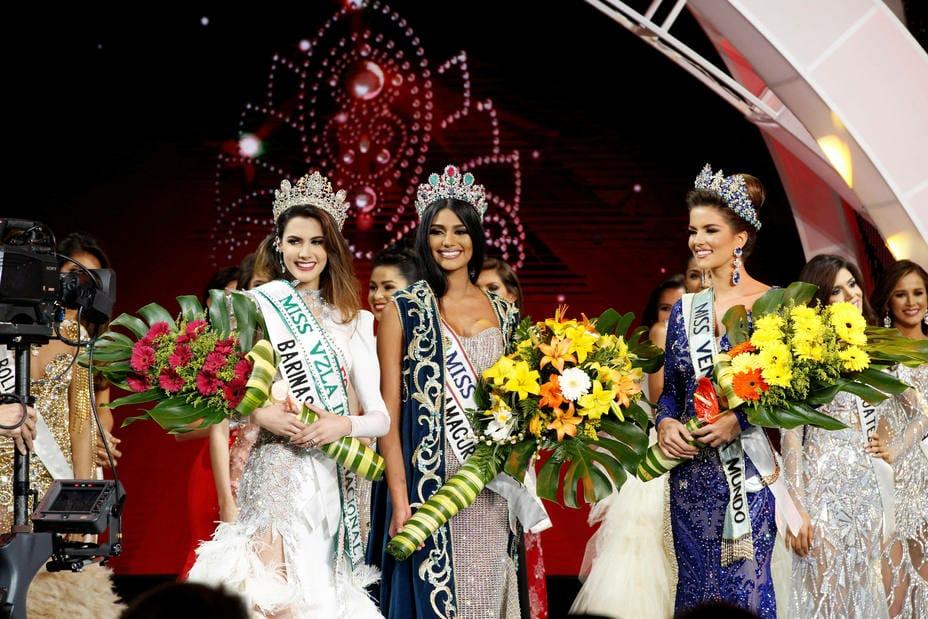 Stephany Gutiérrez wins Miss Venezuela 2017
