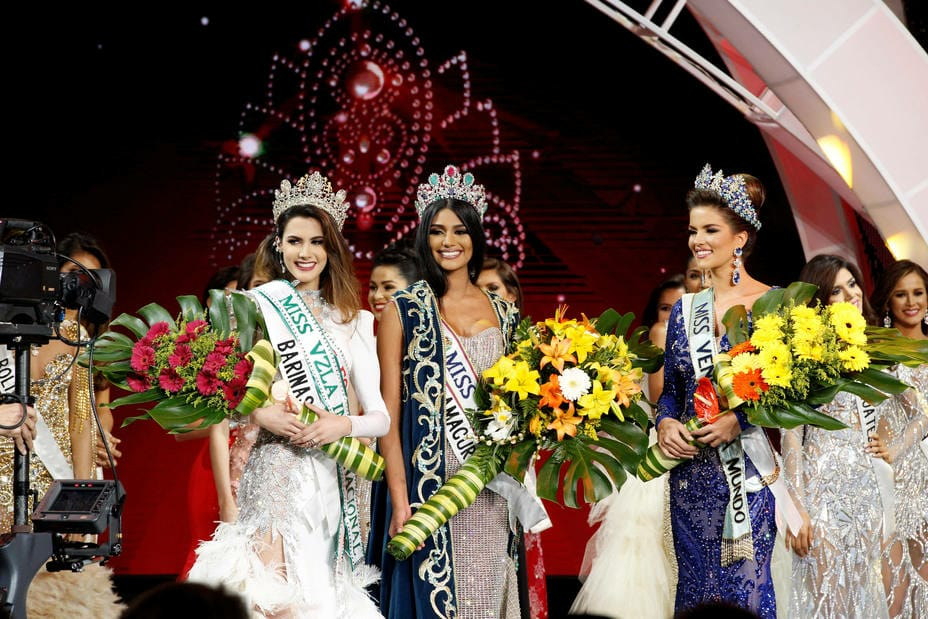 Stephany Gutiérrez wins Miss Venezuela 2017