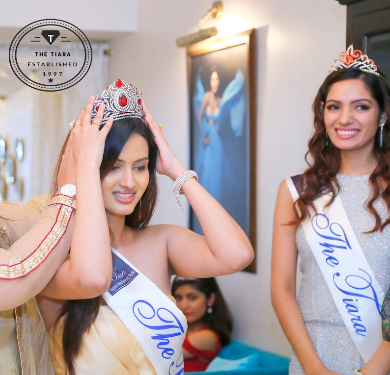 Exclusive Interview with Shivani Jadhav, The Tiara Queen by TGPC for October 2017
