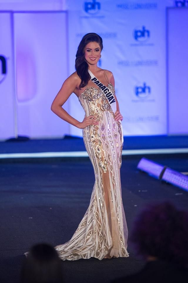 Miss Universe 2017 Preliminary Evening Gown Competition [Top 10 ...