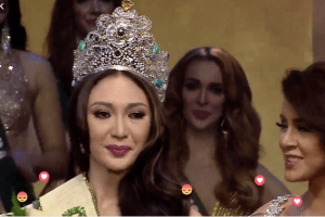 Karen Ibasco from Philippines Miss Earth 2017