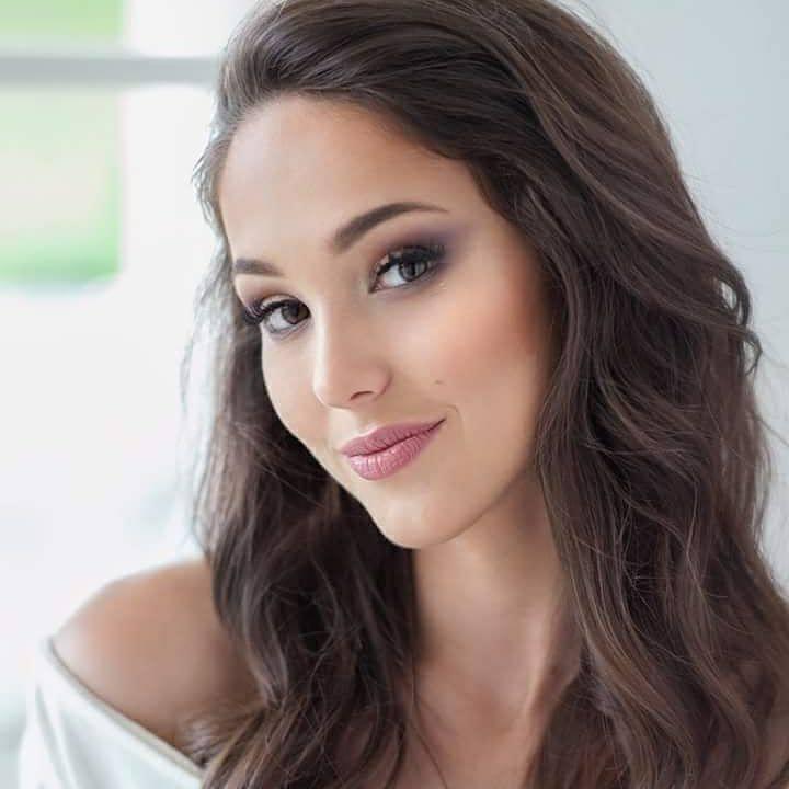 KAMILA ŚWIERC is Miss Polski 2017