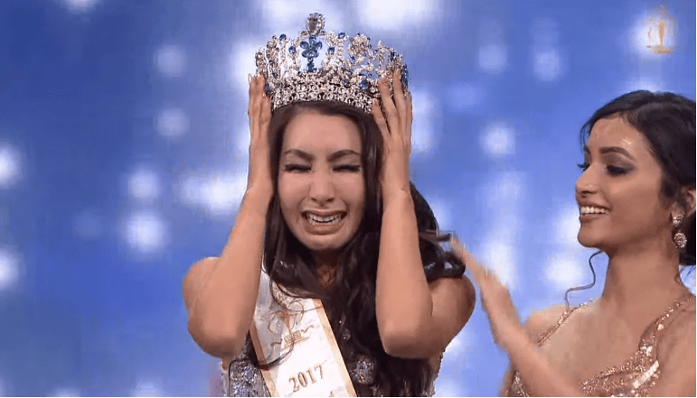 Jenny Kim from Korea wins Miss Supranational 2017