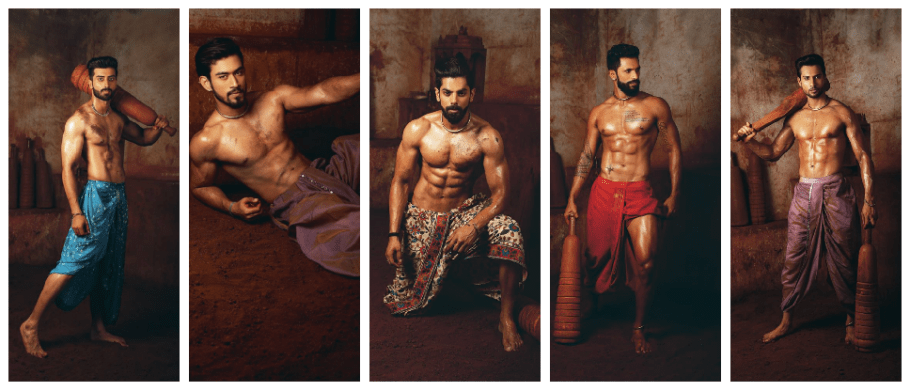 Top 5 of Peter England Mr India 2017 Official Photoshoot