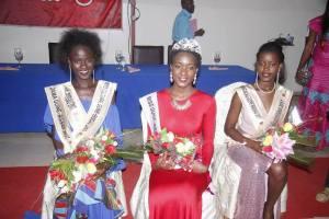 Zara Josefa Mendes is Miss Guinea Bissau 2018