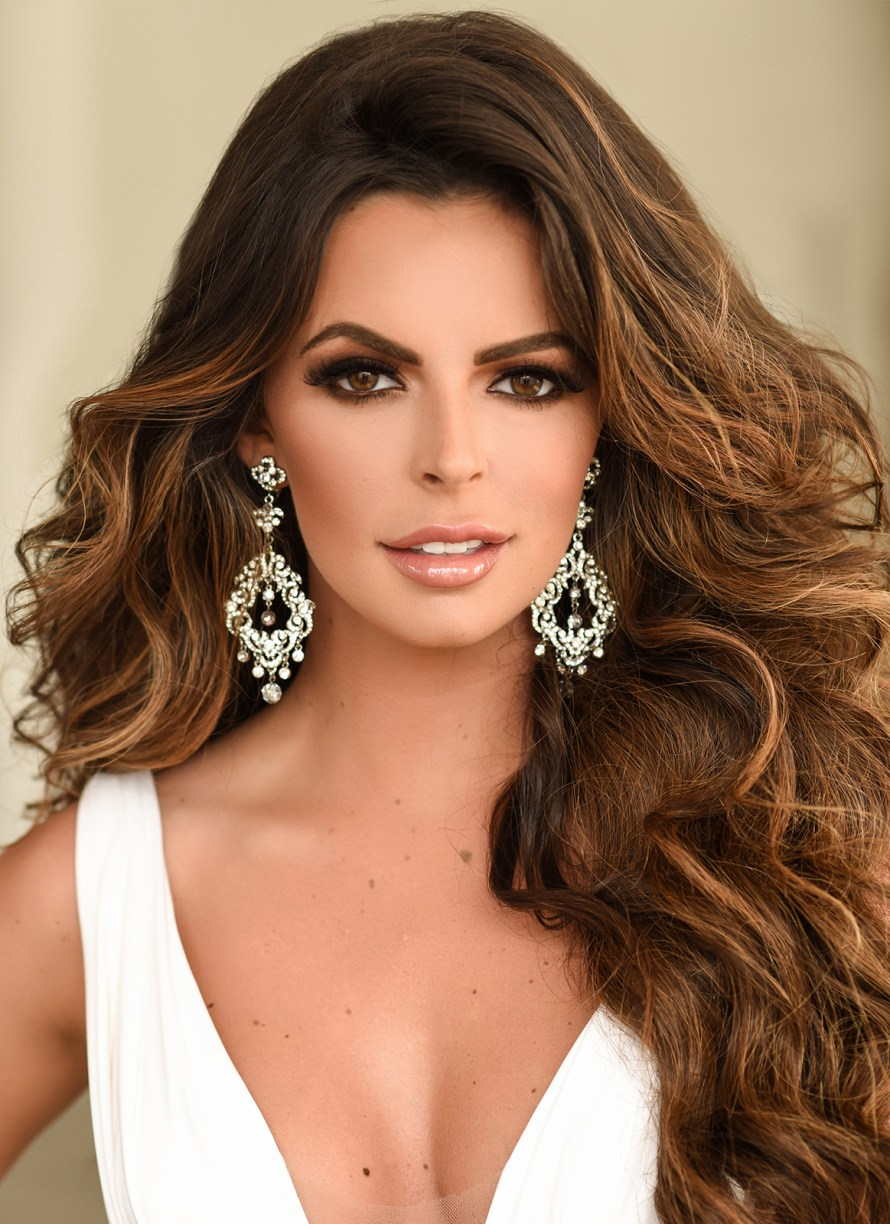 Logan Lester wins Miss Texas USA 2018