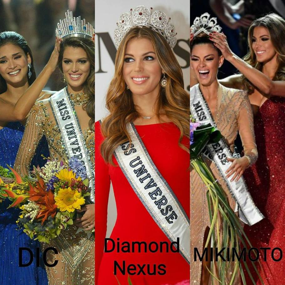 Trivia at its Best: 6 Fun Facts about Miss Universe 2016-Iris Mittenaere