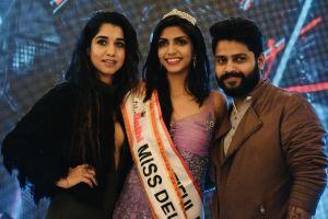 Supriya Jaiswal wins Miss Delhi 2017