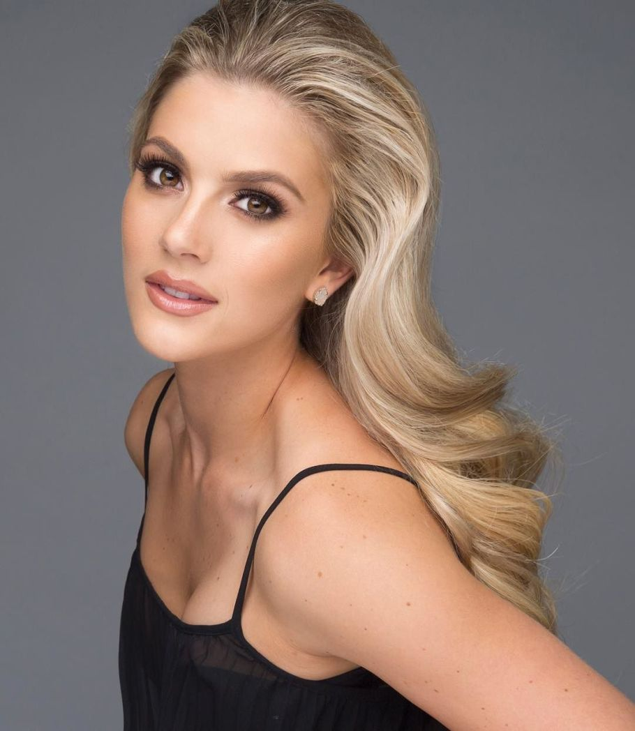 Sarah Rose Summers wins Miss Nebraska USA 2018