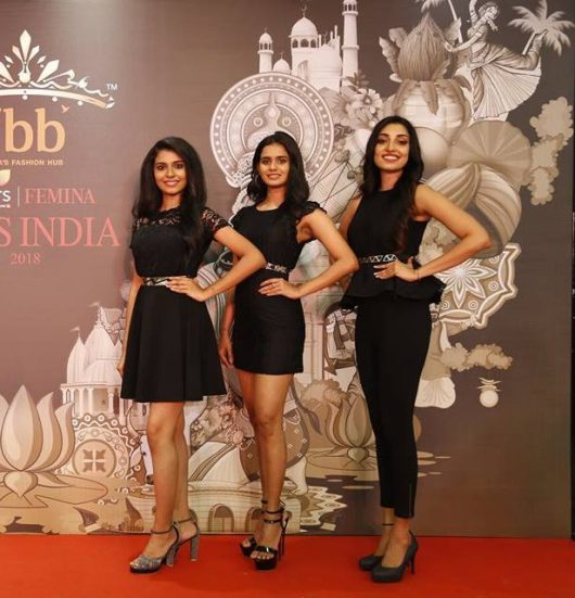 Femina Miss India Kerala 2018