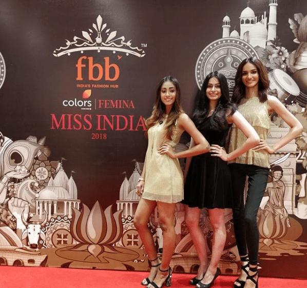 Femina Miss India Tamil Nadu 2018