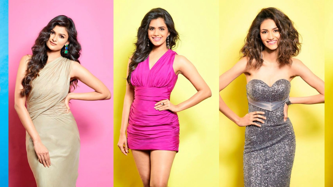 Fbb Colors Femina Miss India South 2018 Contestants