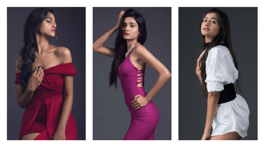 Miss TGPC S4 Winners: In Shoot for the Stylist Zoheb Lakhani
