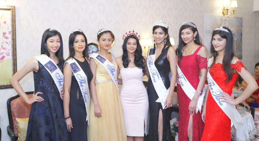 Ishita Sood wins The Tiara Queen by TGPC April 2018