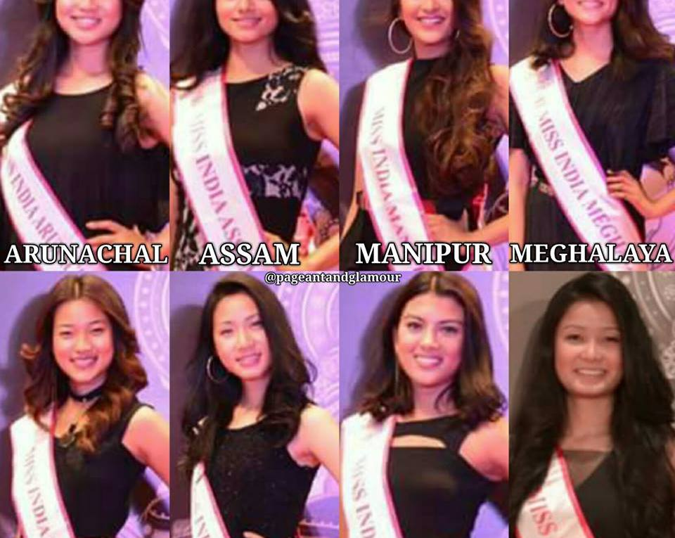 Femina Miss India 2018: First Impression of North East Zone Winners