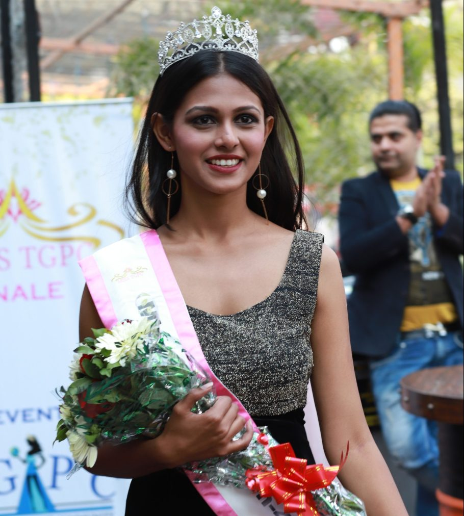 Exclusive Interview: Adline Castelino, Miss TGPC Season-4 Winner