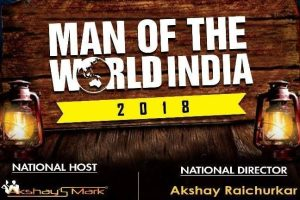 Man of the World India 2018