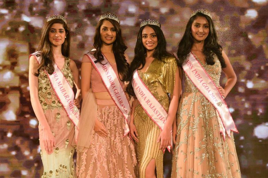 Fbb Colors Femina Miss India West 2018
