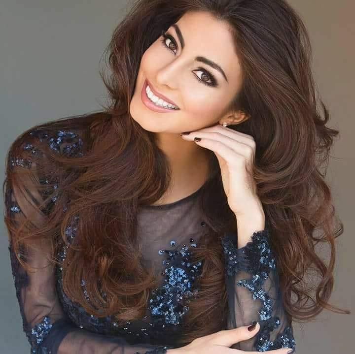 Virginia Limongi crowned as Miss Ecuador Universe 2018