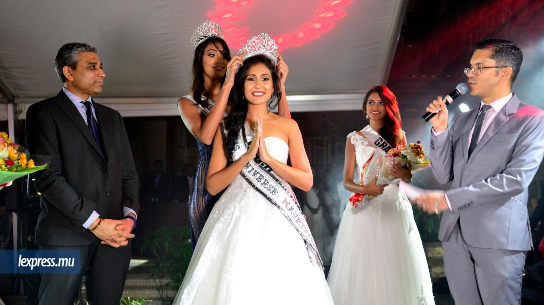 Varsha Ragoobarsing crowned as Miss Universe Mauritius 2018