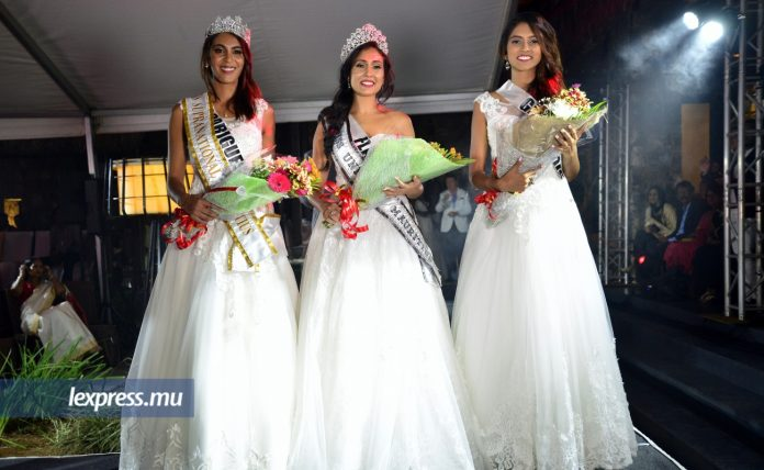 Varsha Ragoobarsing crowned as Miss Universe Mauritius 2018