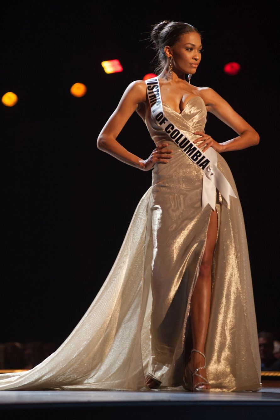Best and the worst evening gown at Miss USA 2018 – The Great Pageant ...