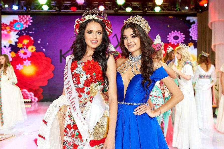 Yana Laurinaichute crowned as Miss Grand Ukraine 2018