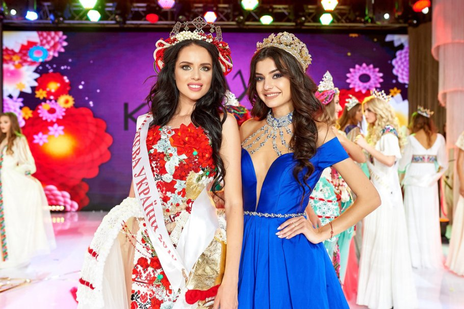 Yana Laurinaichute crowned as Miss Grand Ukraine 2018