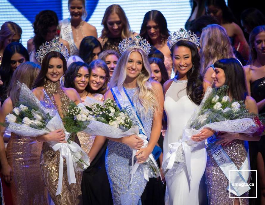 Hanna Berkovic wins Miss World Canada 2018