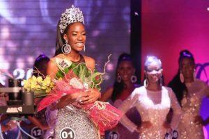 Ana Liliana Avião crowned as Miss Angola 2018