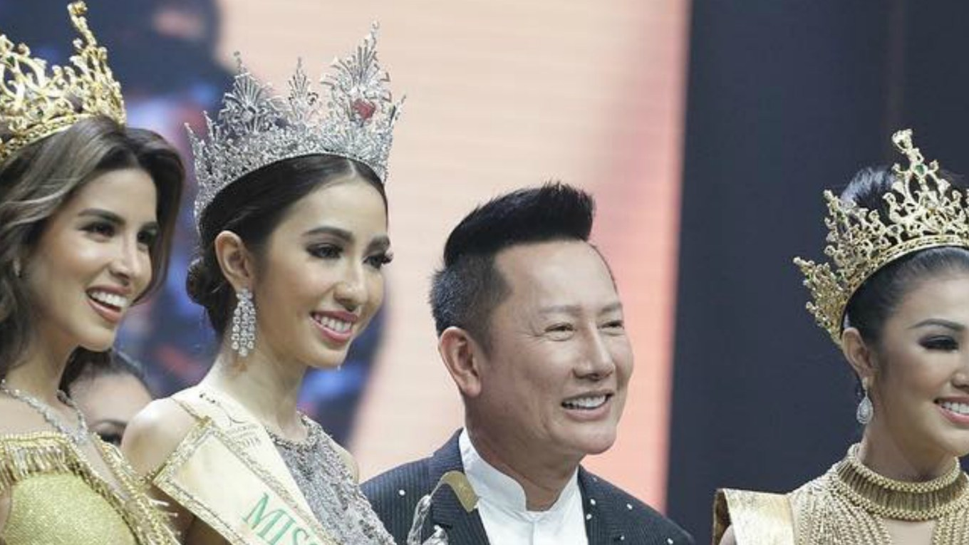 Nadia Purwoko wins Miss Grand Indonesia 2018
