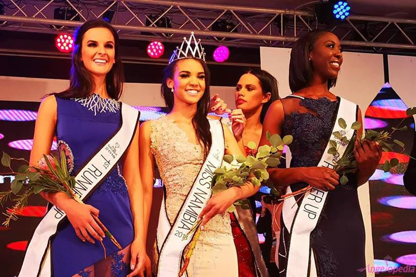 Selma Kamanya wins Miss Namibia 2018