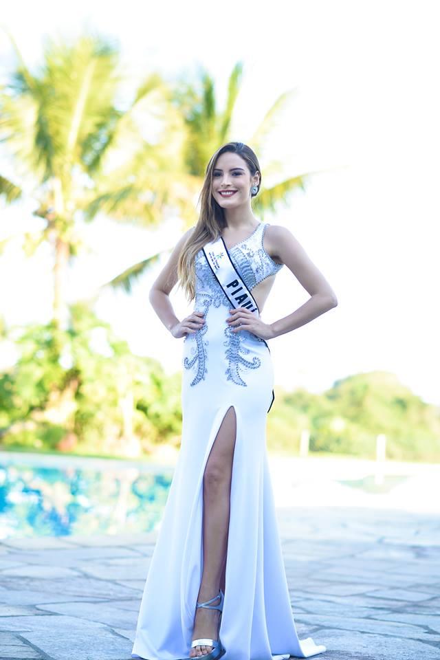 Jéssica Carvalho wins Miss Brasil Mundo 2018,Jéssica Carvalho