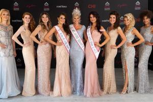 Celine Willers crowned Miss Universe Germany 2018
