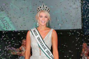 Grainne Gallanah crowned Miss Universe Ireland 2018