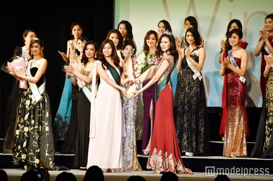 Mio Tanaka crowned Miss Earth Japan 2018