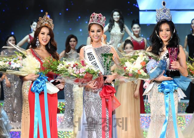 Meet the winners of Miss Queen Korea 2018