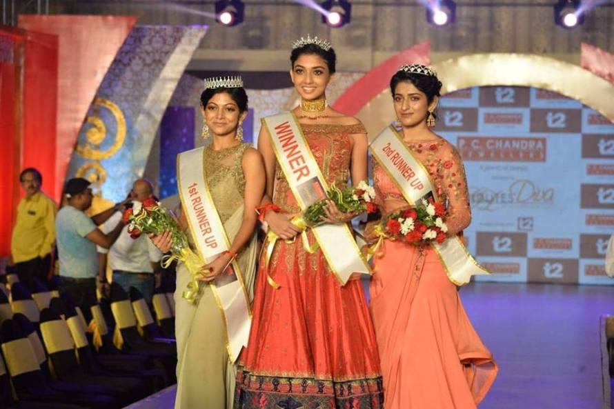 Madhumita Das wins P.C. Chandra Goldlites Diva 2018