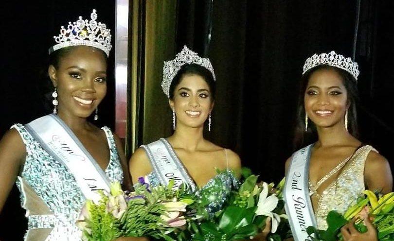 Ysabel Bisnath crowned Miss World Trinidad and Tobago 2018