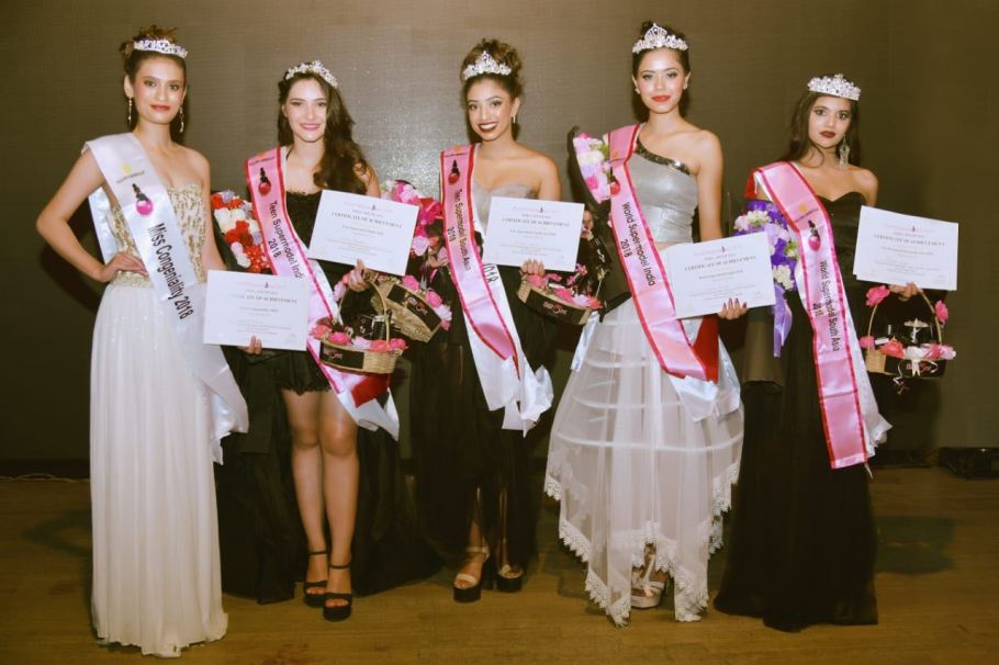World Supermodel India and South Asia 2018 Results