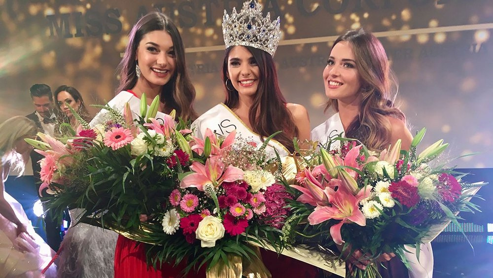 Daniela Zivkov crowned Miss Austria 2018