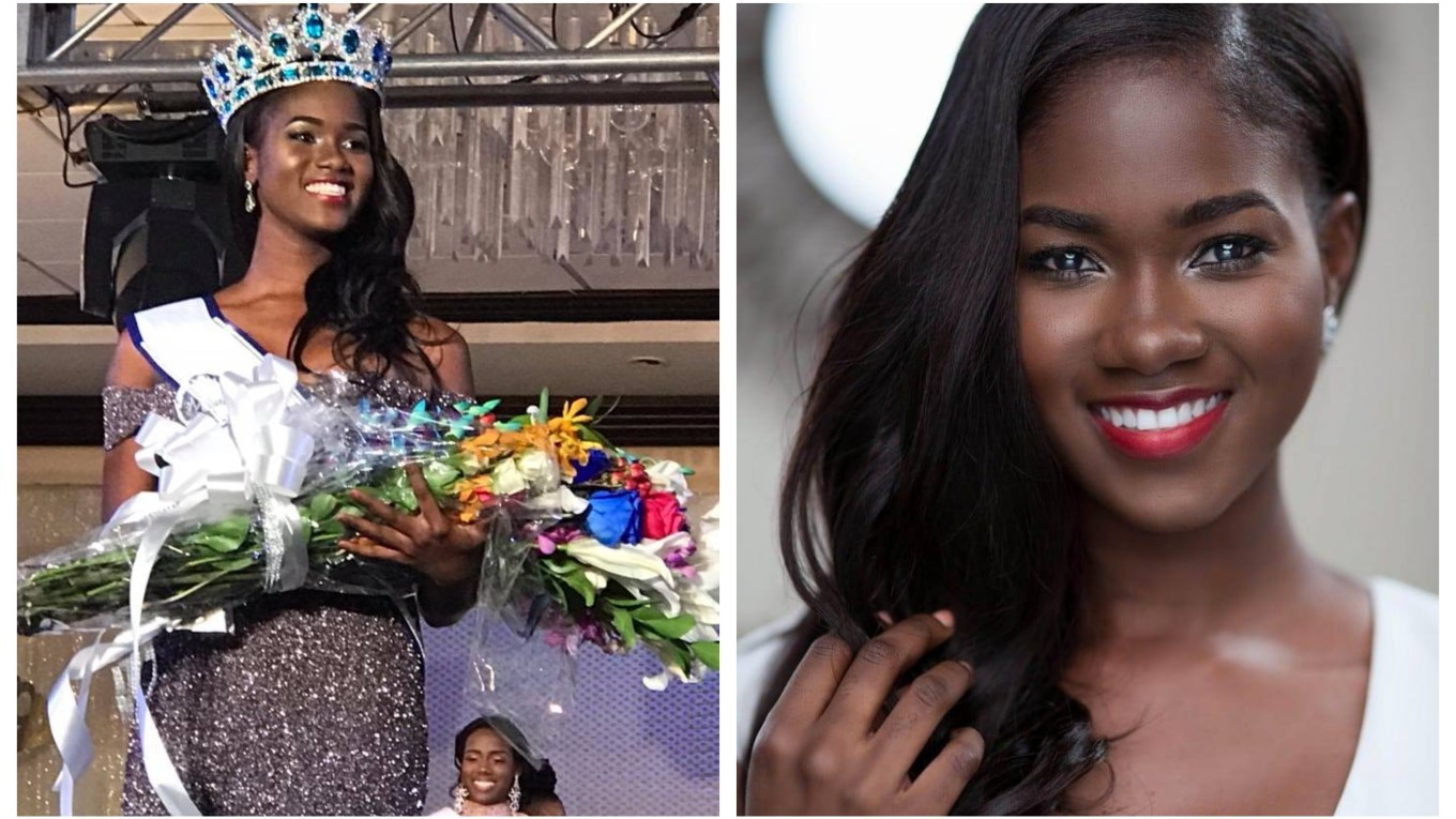 Khadijah Robinson crowned as Miss World Jamaica 2018