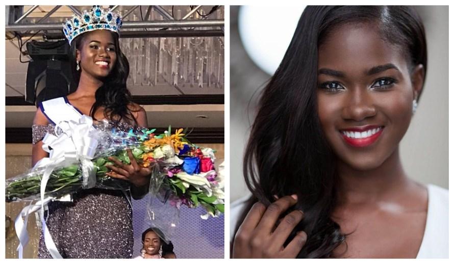 Khadijah Robinson crowned as Miss World Jamaica 2018
